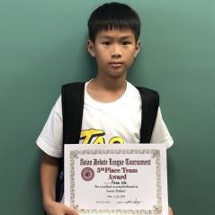 Aaron Wu (TAS)