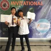NPF 4th Frederic Wu; Keelan Tseng2