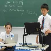 OCX 4th Yvette Tseng; Warren Huang